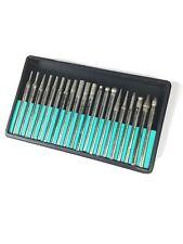 Pro Gel Nails Drill Bit Diamond Grinding Head Nail Manicure Machine - Set Of 20