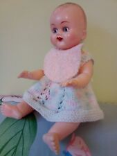 #2 Vintage 50s OK Kader Baby Doll 3514 Moving Eyes & Tongue Jointed inc. Wrists