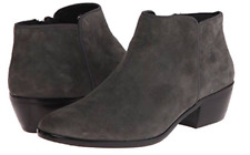 NWOB Sam Edelman Petty Gray Ankle Booties - 4M