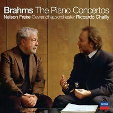 Nelson Freire, J. Br - Piano Concertos 1 & 2 [New CD]