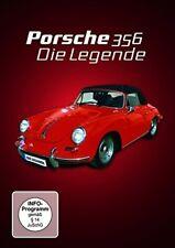 DIE LEGENDE PORSCHE 356   DVD NEU
