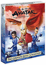 AVATAR - The Legend Of Aang - Book 1 - Complete (DVD 5-Disc)  NEW and SEALED