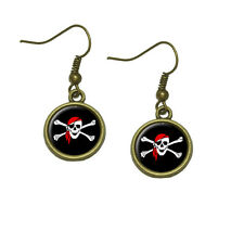 Arrr You a Pirate Dangle Dangling Drop Earrings