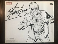 Stan Lee Hasbro Marvel Legends Spider-man  SDCC 2007 Exclusive Figure Sealed