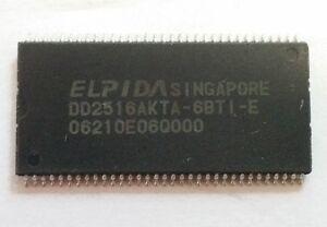 IC Elpida DD2516AKTA-6BTI-E - RetroAudio