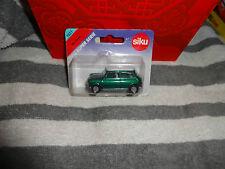 Vintage Siku Germany 1/55 scale Austin Mini Cooper new sealed pack.