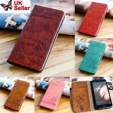 For Huawei P20 Lite P30 Pro Phone Case Leather Flip Wallet Card Slim Book Cover
