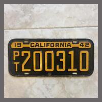 1964 California YOM DMV Car Truck Trailer License Plate Sticker Tag CA 1963//64