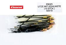 CARRERA 82018  Litze mit Hohlniete für Profi.  10 Stück