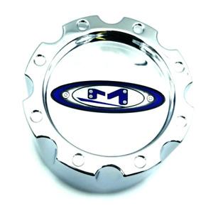 "Moto Metal MO950 MO951 MO953 Chrome Wheel 8 Lug Center Cap 353K133H 3.5"" Tall"