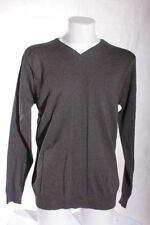 Unbranded Men's Thin Knit Acrylic V Neck Jumpers & Cardigans