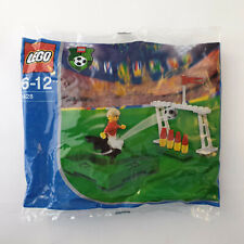 Lego Sports - 1428 Small Soccer Set 1 polybag NEW SEALED
