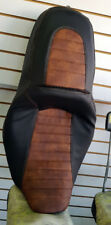 Harley Street Glide / Road Glide Brown Seat Cover Only 2008-2018