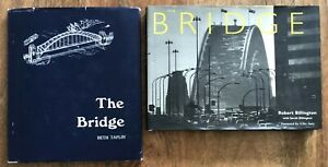 The Bridge Robert Billington Photographs + Beth Taplin Drawings Sydney Harbour
