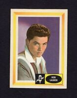 1960 Rod Lauren Spins and Needles Fleer Trading Card #22 If I Had A Girl