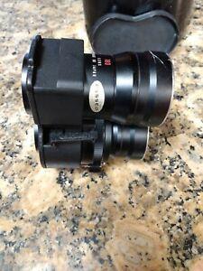 Mamiya C220 Medium Format TLR Film Camera, +