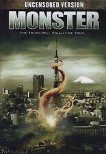 Monster (DVD, 2008 Uncensored Version)