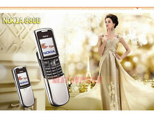 Nokia 8800 Support English Arabic Russian keyboard Gsm Fm Bluetooth Mobile Phone