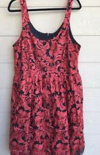 New Alexia Admor New York Women Lace Party Dress Lined Size XL Lined