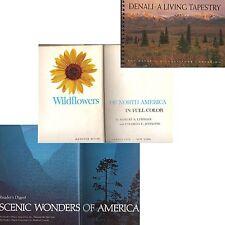 DENALI Sprial WILDFLOWERS NORTH AMERICA Lemmon SCENIC WONDERS Digest lot #68