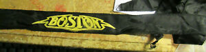 BOSTON HEADBAND RARE VINTAGE EMBROIDED LATE 80'S NIKRY COLLECTORS ITEM