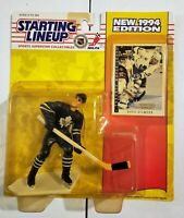 Starting Lineup DOUG GILMOUR 1994 action figure and card SLU Kenner NHL Leafs