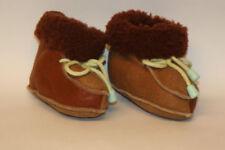 Unisex Baby-Krabbelschuhe mit Schnürsenkeln