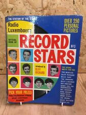 Radio Luxembourg - Record Stars No. 3 - 1964 - Beatles, Billy Fury