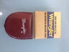 Wrangler retro leather wallet original