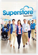 SUPERSTORE: SEASON 1 DVD - THE COMPLETE FIRST SEASON [2 DISCS] - NEW UNOPENED