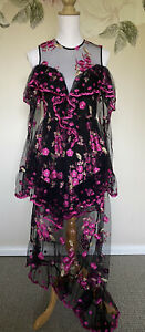 Alice mcCall : Mirage gown Size 8 BNWT
