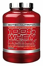 Scitec Nutrition 100 whey protein Professional - 2350 G sabor chocolate con N