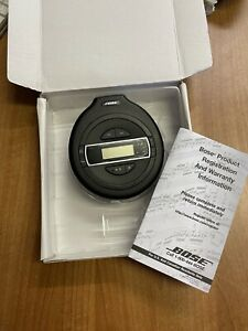 BOSE Model PM-1 Portable CD Player Boxed