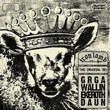 Iron Lamb-the original sin CD