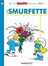 The Smurfs Book 4: Smurfette  by Peyo and Yvan Delporte (2011, Hardcover)