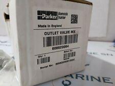 PARKER DOMNICK HUNTER 608620094 OUTLET VALVE MXA /MXP /MXS