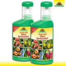 Neudorff Neudo-Vital 2 x 250ml Obst-Spritzmittel Pilzkrankheiten Bäume Kirsche