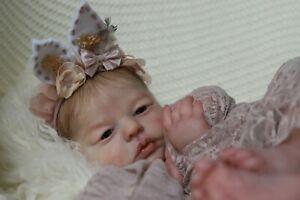 BCN * Baby reborn doll * Prototype Tessa awake*