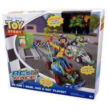 GEAR GAS & GO playset TOY STORY disney pixar RCs race NEW 2011