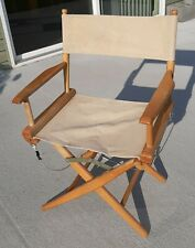 Director Chair Mid Century Modern The Telescope Folding Furniture Co Vintage MCM