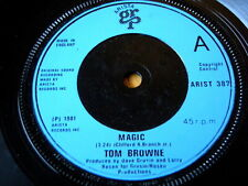 "TOM BROWNE - MAGIC  7"" VINYL"