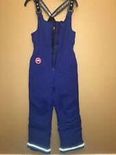 Canada Goose snow Pants Youth Wolverine large size Gosling Graduate System