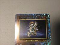 2002 Pokemon Machop 79/110 WotC Legendary Collection Reverse Holo Foil NM