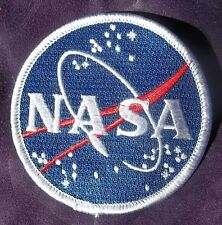 NASA EMBROIDERED PATCH ROUND SOLAR SYSTEM SPACE PROGRAM ASTRONAUT SPACESHIP DIY