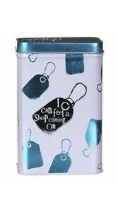 Bright Side Novelty Tin Of Denial Receipts Storage Tin - Novelty Gift Idea