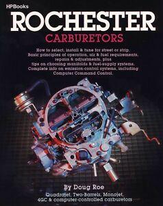 Rochester Carburetors - Book HP014