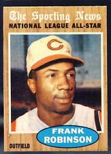 1962 Topps Frank Robinson AS #396 NM/MT