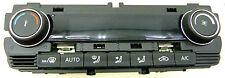 VW Polo 6R 6C Klimabedienteil Climatronic Heizung 6C0907044 Bj.2013 18584