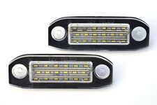 Volvo C30 XC60 XC70 XC90 S40 S60 LED License Number Plate Light Lamp Modul