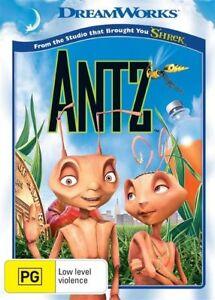 Antz : NEW DVD